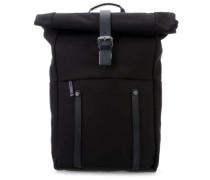 Lund 15'' Laptop-Rucksack schwarz