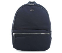 L1212 Nylon Rucksack dunkelblau