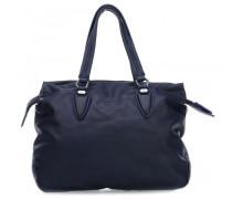 Vintage YamagataW Shopper dunkelblau