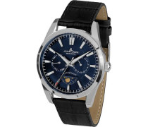 Liverpool Moonphase Chronograph silber