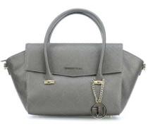 Levanto Quilted Handtasche silber metallic