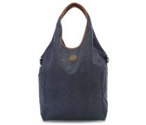 Edgeland Urbana Shopper blau