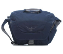 Flap Jack 15'' Laptop Messenger dunkelblau