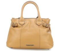 Modern Handtasche camel