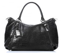 The GINA Rockadile Jparadise Shopper schwarz