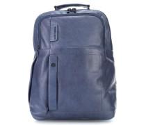 Pulse Plus Laptop-Rucksack blau