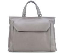 Die Zeit 16 13'' Handtasche grau
