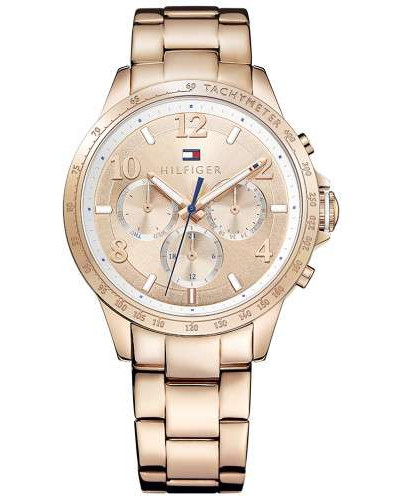 Sophisticated Chronograph roségold