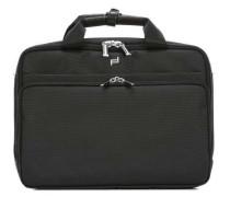 16'' Aktentasche mit Laptopfach schwarz