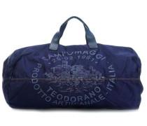 Castagno Reisetasche blau