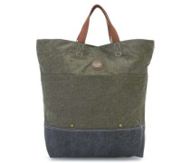 Edgeland Hoongry Shopper khaki