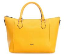 Grainy Thoosa Handtasche gelb