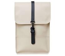 Mini Rucksack 13″ beige