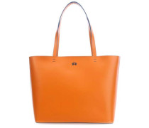 Teresita Shopper orange