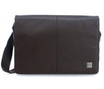 Brompton Kinsale 13'' Laptop Messenger braun