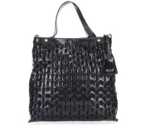 Nappa Athene Handtasche schwarz