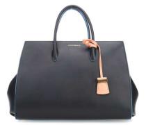 Lou Smooth Handtasche schwarz