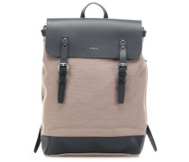 Grand Canvas Hege Rucksack 17″ mud