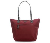 X-Bag Handtasche bordeaux