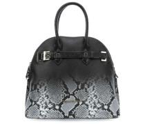 Tremblant Handtasche schwarz weiß
