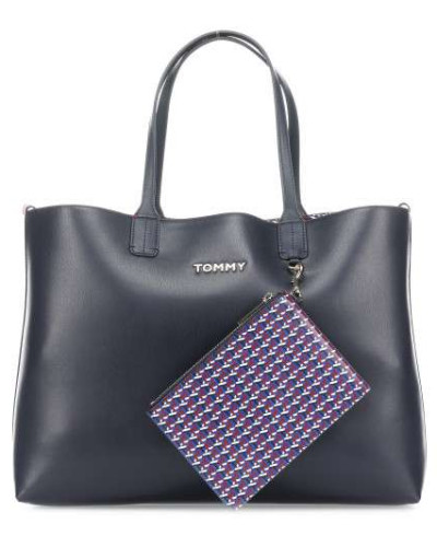Iconic Tommy Shopper dunkelblau