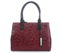 Florence Handtasche dunkelrot