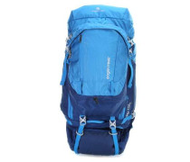 Deviate Travel Packs 85L Reiserucksack blau