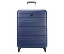 Carlit M Spinner-Trolley blau