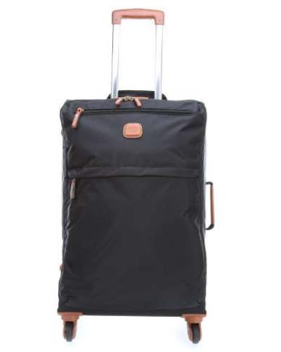 X-Travel 4-Rollen Trolley schwarz 65 cm