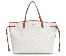 Cortina Lara L Shopper weiß