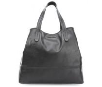Hannah L Handtasche schwarz