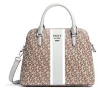DKNY Whitney Handtasche beige/grau