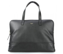 Mayfair Luxe Reeves 14'' Aktentasche mit Laptopfach schwarz