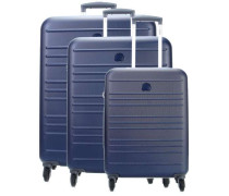 Carlit Set Trolley-Set blau