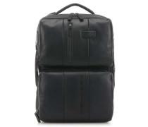 Urban Laptop-Rucksack 17.3″ dunkelblau