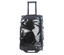 Black Hole S 40L Rollenreisetasche schwarz