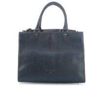 Lebenskünstler Handtasche dunkelblau
