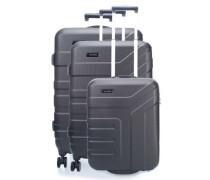 Vector SET Trolley-Set anthrazit