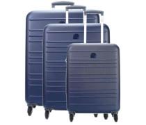 Carlit Set Trolley-Set blau