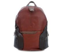 Coleos 14'' Laptop-Rucksack tan