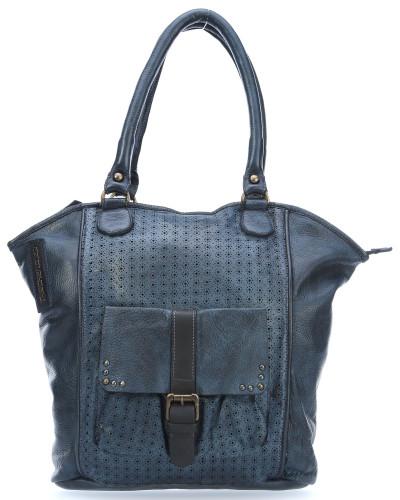 taschendieb wien damen handtasche blau reduziert. Black Bedroom Furniture Sets. Home Design Ideas