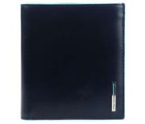 Blue Square Geldbörse Herren blau
