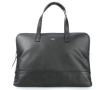 Mayfair Luxe Reeves 14'' Aktentasche mit Laptopfach schwarz