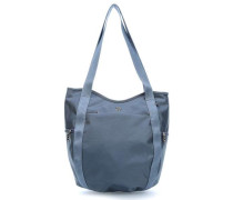 Spirit Basket Handtasche blaugrau