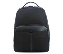 Auxdacieux Rucksack schwarz