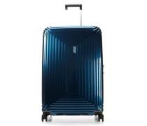 Neopulse 4-Rollen Trolley blau metallic 69