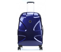 X2 Flash M+ Spinner-Trolley dunkelblau