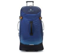 Expanse™ Flatbed 32 Koffer mit 2 Rollen blau
