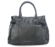 Modern Handtasche schwarz