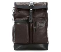 Bravo Leather 16'' Laptop-Rucksack
